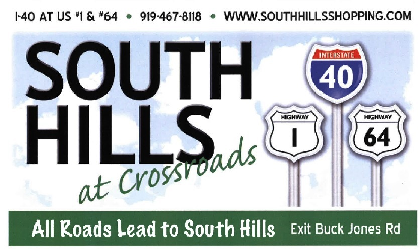 South Hills Mall and Plaza Logo